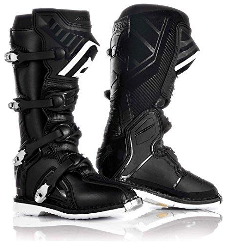 0021596.090.041 Botas Acerbis X-Pro V. Boots Negro Talla 41