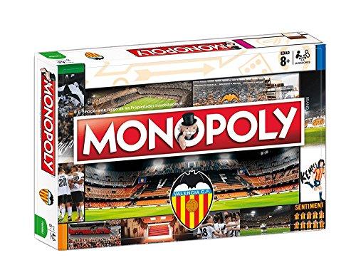 Juegos de mesa juegos de acción y reflejos valencia cf Monopoly valencia cf (81410)