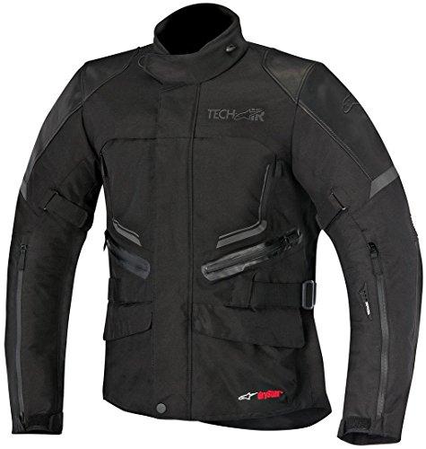 Alpinestars – Chaqueta moto Tech-air Valparaiso Ds negro – M