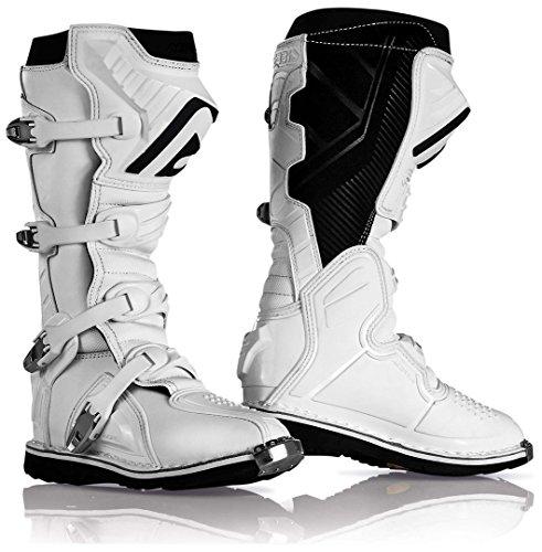 0021596.030.044 Botas Acerbis X-Pro V. Boots blanco Talla 44