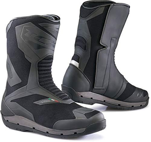 Botas de moto TCX CLIMA SURROUND GTX Negro, 41
