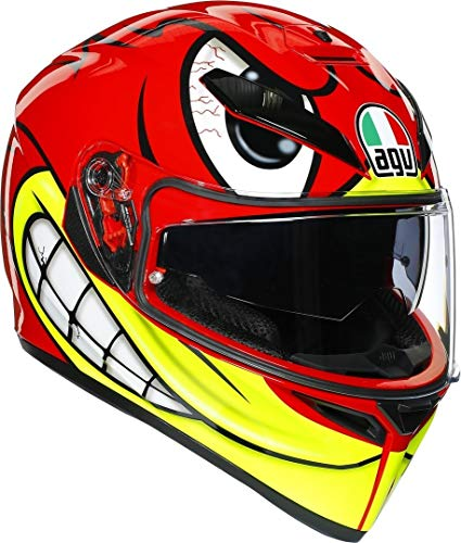 Casco de moto agv k3 sv e2205, el casco alcanza un alto grado de comodidad, seguridad y aerodinámica Producto que combina tradición e innovación Producto de alta calidad Producto útil y práctico