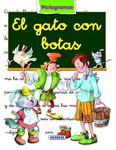 Gato Con Botas (Pictograma) (Pictogramas)