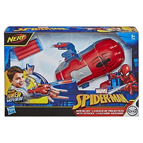 Cuando al estudiante de instituto, peter parker, lo muerde una araña radiactiva, consigue habilidades sobrehumanas y con estas una gran responsabilidad, lo que le cambiará la vida para siempre Inspirados en los poderosos superhéroes del universo marvel, estos juguetes para roleplay