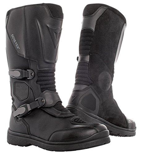 Dainese Centauri Gore-Tex - Botas de Motocicleta Negro 42 Euro/9 EE. UU.
