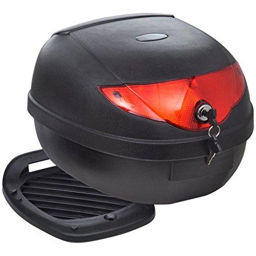 Color:Negro Material:Polipropileno Carga máx:3 kg Medidas:40 x 38,5 x 25 cm (largo x ancho x alto) Capacidad:36 L
